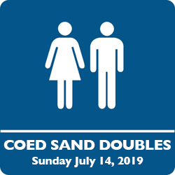 Coed Sand Doubles Registration