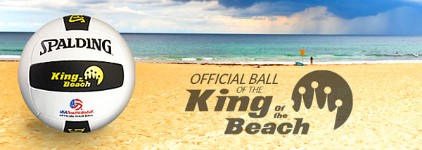 Waupaca Boatride Volleyball Tournament - Spalding King of the Beach